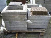 Concrete segments