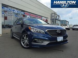2015 Hyundai Sonata | ULTIMATE | 2.0T | LEATHER | ROOF | ALLOYS