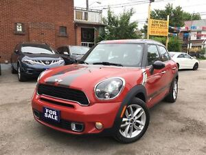 2013 MINI Cooper Countryman CooperS*AWD*Leather, PanoramicRoof,