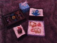 Bundle of glass items