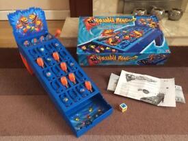 Piranha Panic game - complete
