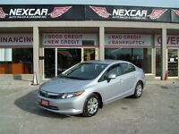 2012 Honda Civic LX AUT0 A/C CRUISE ONLY 78K City of Toronto Toronto (GTA) Preview