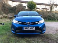 Mint Toyota Verso ICON 2013 1.8, Petrol 62450 miles with Full Toyota Main Dealer History, Automatic