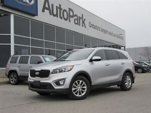 2016 Kia Sorento LX AWD| Heated Seats| Drive Mode|