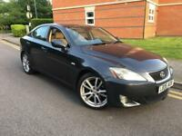 2006 Lexus IS 250 Sport Model Luxury Car £1995