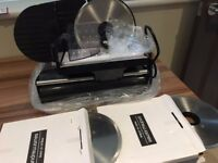 Andrew James 19cm Food Slicer - BRAND NEW