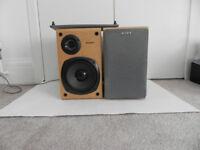 SONY SS-CCP11 Hifi Stereo Audio Bookshelf Passive Speakers