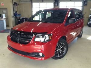 2015 Dodge Grand Caravan SXT.BLACKTOP.STOW N GO.CLIM TRI-ZONE.