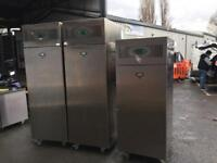 Commercial Single Door FOSTER Freezer IN EXCELLENT CONDITIONS for restaurant takeaway cafe shop
