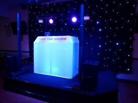 PHIL THE SOUND. MOBILE DISCO FOR HIRE