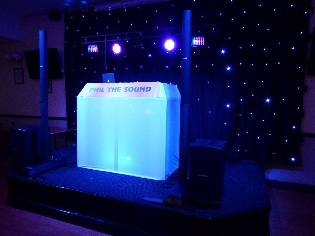 PHIL THE SOUND. MOBILE DISCO FOR HIRE | in Gillingham, Kent | Gumtree