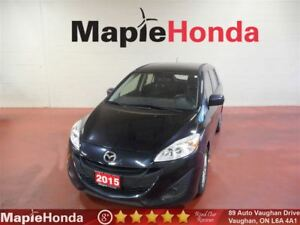 2015 Mazda MAZDA5 GS| 6-Speed Manual, Bluetooth, Power Group!