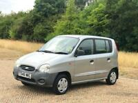 HYUNDI ATOZ 1.0L AUTOMATIC ( only 45k Miles) NEW MOT BARGAIN MUST SEE!!