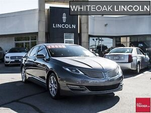 2014 Lincoln MKZ NAVI/BLIND SPOT, MOON ROOF, REA