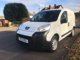 Peugeot bipper van car diesel citeron berlingo nemo connect