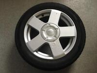 Ford Fiesta Alloy Wheel 195-50~R15