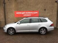 VW GOLF 1.6 TDI BLUEMOTION (10) 1 YEAR MOT , SERVICE HISTORY, WARRANTY NOT A3 FOCUS ASTRA MONDEO 308