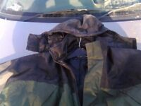 Ron Thompson thermal one piece fishing suit large with hood
