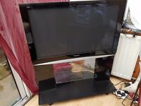 "Panasonic 42"" Viera Plasma Tv with stand"