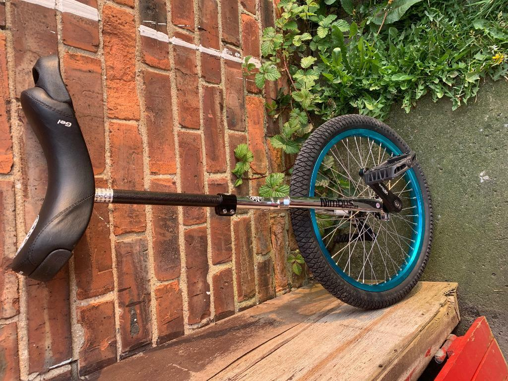 fb8e3372438 Nimbus unicycle   in Middlesbrough, North Yorkshire   Gumtree