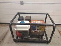 Honda / Belle petrol generator