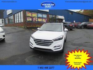 2018 Hyundai Tucson Luxury 2.0L $182 B/W