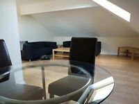 Wonderful top floor 2 bed penthouse apartment on sought-after Alwoodley Lane all bills inclusive