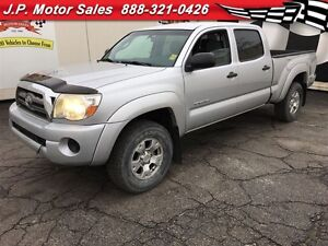 2010 Toyota Tacoma SR5, Double Cab, Automatic, Back Up Camera, 4