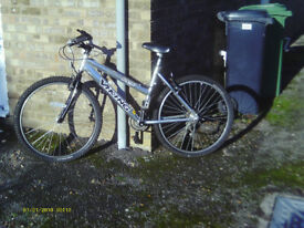all aluminium moutain bike