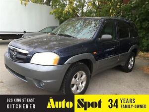 2002 Mazda Tribute LX/FULLY LOADED !!/