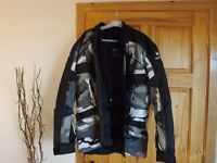 Buffalo motorcycle jacket XL