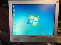 MEDION PC MONITOR SIZE 15 INCH VGA MODEL: MD41885FN