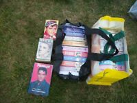 Elvis Presley, 36 Videos and 3 books, ideal for collector, Dereham NR19