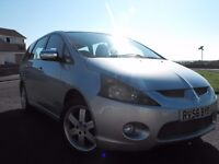 ***2006 Mitsubishi Grandis 7 seater full leather dvd with playstation***