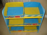 Storage for Younger Boys' Room - Immaculate Clean Condition