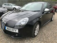 2011 Alfa Romeo Giulietta 2.0 JTDM-2 Veloce 5dr / One Owner / Diesel / 3 Month RAC Warranty Included