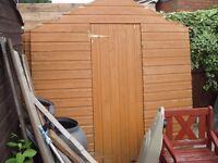 garden shed 7'x7'