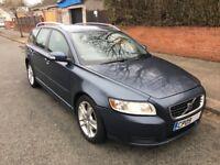 Volvo V50 SE LUX 2.0 Diesel Estate 2009