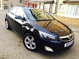 *2012* 1.6 Vauxhall Astra SRI good spec low miles well maintained