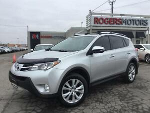 2013 Toyota RAV4 LTD AWD - NAVI - LEATHER