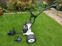 Powakaddy Classic Electric golf trolley