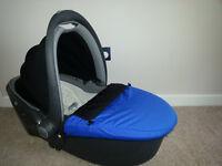 Britax Baby Safe Sleeper car seat/ carrycot