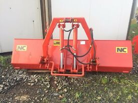 NC 7ft 6 twin ram power link box like new