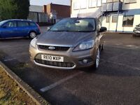 Ford Focus Cc 2.0 TDCi CC-3 Cabriolet 2dr, Clean in and out) Spare Key, Full MOT (Till April 2018)