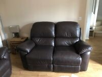 Authentic La-z-boy 2 seater sofa in EXCELLENT condition
