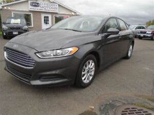 2015 Ford Fusion ONLY 55,000 kms ! Auto Air Cruise PW PL
