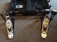 Tama Iron Cobra 600 Double Pedal + Hard Case