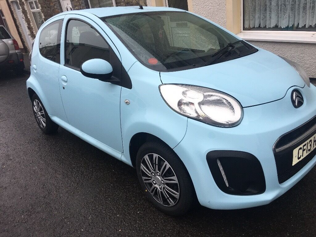 baby blue citroen c1 limited edition in tonypandy rhondda cynon taf gumtree. Black Bedroom Furniture Sets. Home Design Ideas