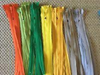 Zippers 35cm