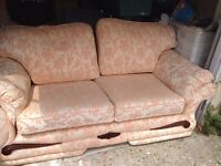 3 + 2 seater sofa good condition